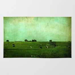 The Green Yonder Rug