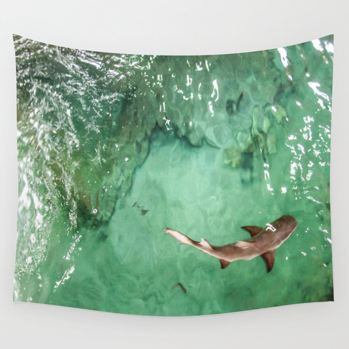 Look at the Shark Wall Tapestry