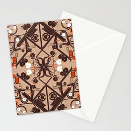 The Blow up Stationery Cards