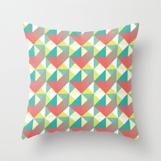 JBDMIX Throw Pillow