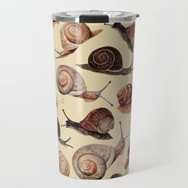 A Slew Of Snails Travel Mug