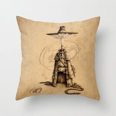 #18 Throw Pillow