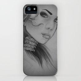 Devines zombies #6 iPhone Case