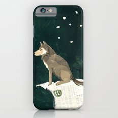 Wolf iPhone 6s Slim Case