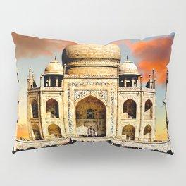 Taj Mahal Dawn Pillow Sham