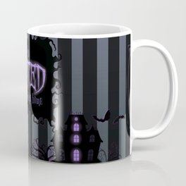 Be it ever so Haunted, there's no place like Home - Dark Gray Coffee Mug