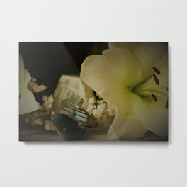 Beryl lilly Metal Print