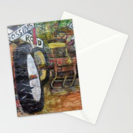 Tractors Stationery Cards