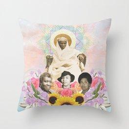 Erika's Dream Throw Pillow