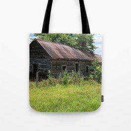 Farmhouse Abandoned Tote Bag