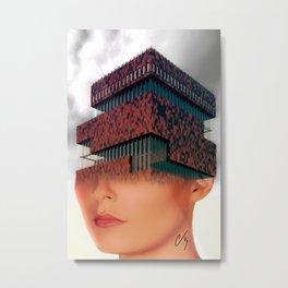 Penthouse Metal Print