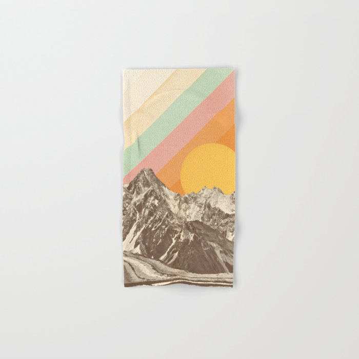 Mountainscape 1 Hand & Bath Towel