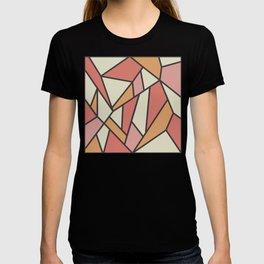 Geometric Colour Pattern V4 T-shirt