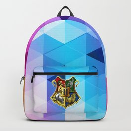 HOGWARTS ABSTRACT TRIANGLE Backpack