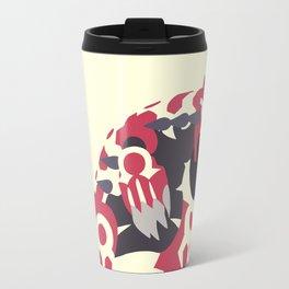 Primal Groudon Travel Mug