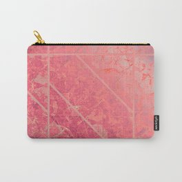 Pink Marble Texture G281 Carry-All Pouch