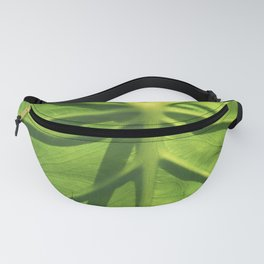 Taro Leaf Fanny Pack