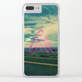 VISA 98 Clear iPhone Case