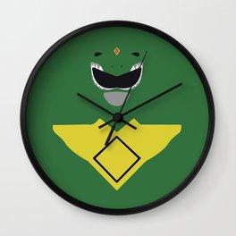 Green Ranger, Power Ranger Wall Clock