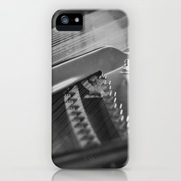 Music's Inner Beauty iPhone Case