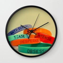 High School Wall Clock