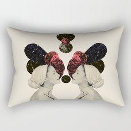 helen and clytemnestra Rectangular Pillow
