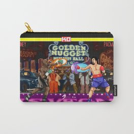Boxing Legends: Money vs Pacman Carry-All Pouch