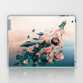 Watermelon&Black cock Laptop & iPad Skin