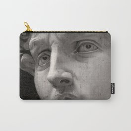 "Michelangelo ""David"" oils Carry-All Pouch"