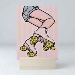 rollers Mini Art Print