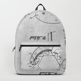 Engaging wrench Backpack