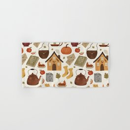 Autumn Cottage Days Hand & Bath Towel