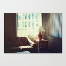 l'hotel Canvas Print