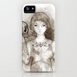 Mi propia alma iPhone Case