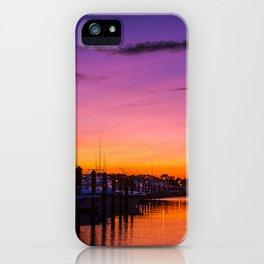 Ocean City, Maryland Sunset iPhone Case