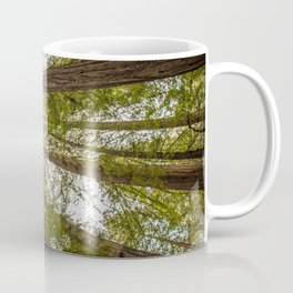 Searching the light Coffee Mug