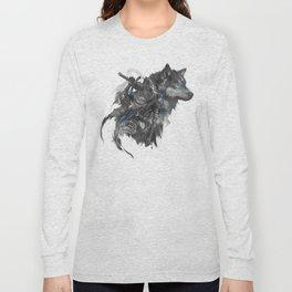 Artorias and Sif Long Sleeve T-shirt