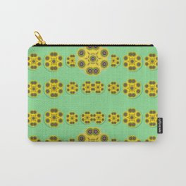 Sun flowers for the soul at peace Carry-All Pouch