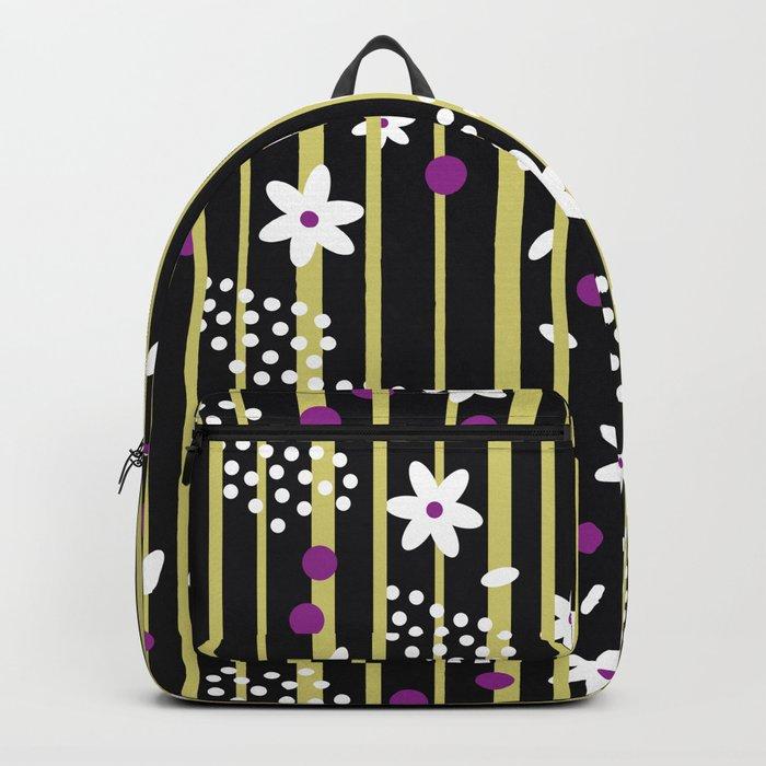 FloralDior Backpack