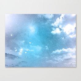 γ Zaurak Canvas Print