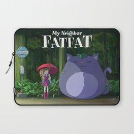 My Neighbor Fatfat Laptop Sleeve