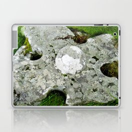 Mossy Cross Laptop & iPad Skin