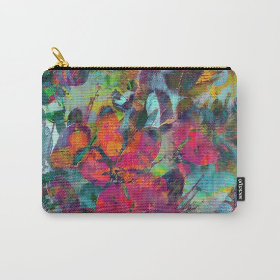 Flourishing Carry-All Pouch