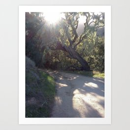 Fort Ord Art Print