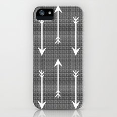 Arrow Sketch iPhone (5, 5s) Slim Case