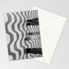 STEPS ON THE STREET Stationery Cards