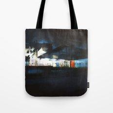 The Ice Docks Tote Bag