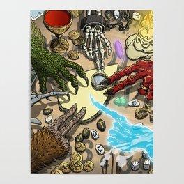 Ouija Monster! Poster