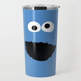 SESAME STREET cookie monster Travel Mug