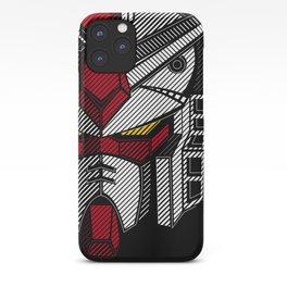 095 Gundam Full iPhone Case